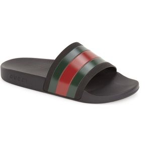 Authentic Gucci Pursuit '72 Sport Slides